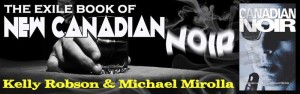 New Canadian Noir interviews